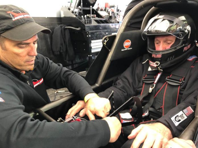 BURNELL RUSSELL, FATHER OF DARRELL RUSSELL, GETS A RECORD-SETTING NITRO RIDE