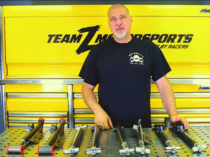 Team Z Motorsports Has Your Mustang Lower Control Arm Needs Covered