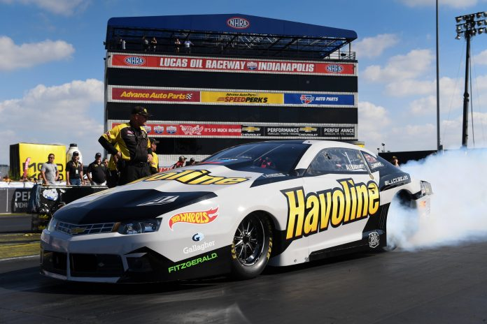 Venues Changes Highlight 2020 NHRA Pro Stock Schedule