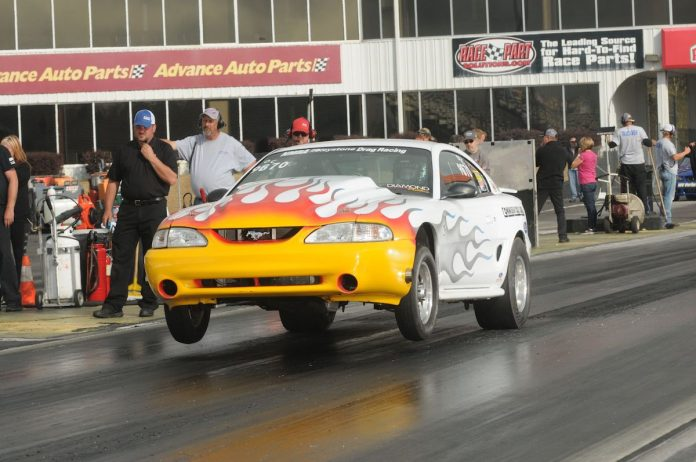 Ashley Conway Lang Aiming for Top Ten Finish in NMRA Open Comp