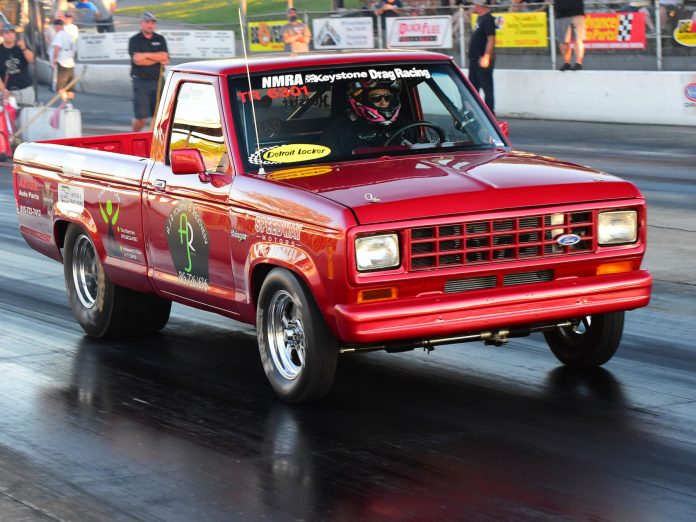 21st Annual Nitto Tire NMRA All Ford World Finals