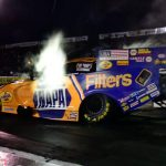 RECORD-BREAKING RUNS FRIDAY START MOPAR EXPRESS LANE NATIONALS ON A HIGH NOTE