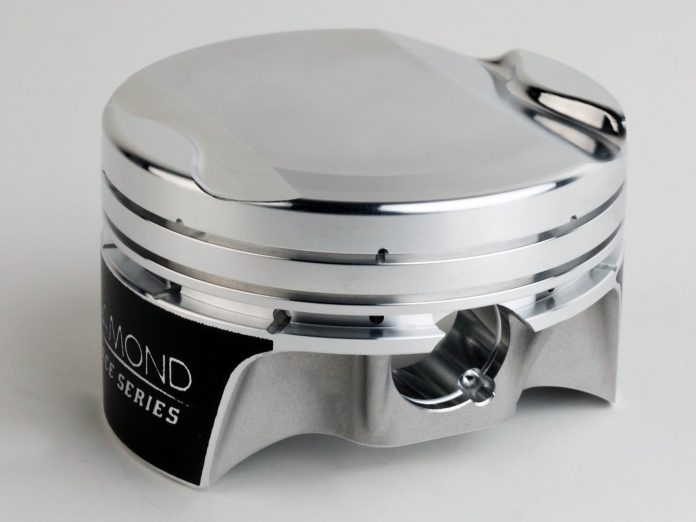 Boosted Power And Strength With The Mod2k Piston From Diamond Pistons