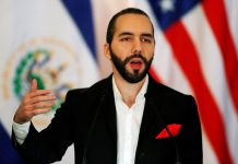 El Salvador president to discuss migration with Trump after asylum deal