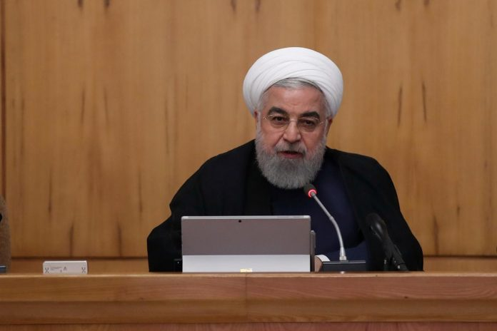 Iran's Rouhani says open to discuss small changes to 2015 deal if sanctions lifted