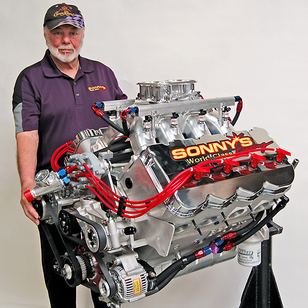 WIN A SONNY'S RACING ENGINE AND HELP A GOOD CAUSE