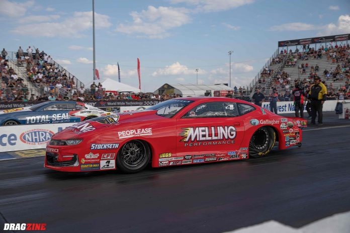 B. Torrence, Langdon, Enders, Stoffer Win NHRA Midwest Nationals