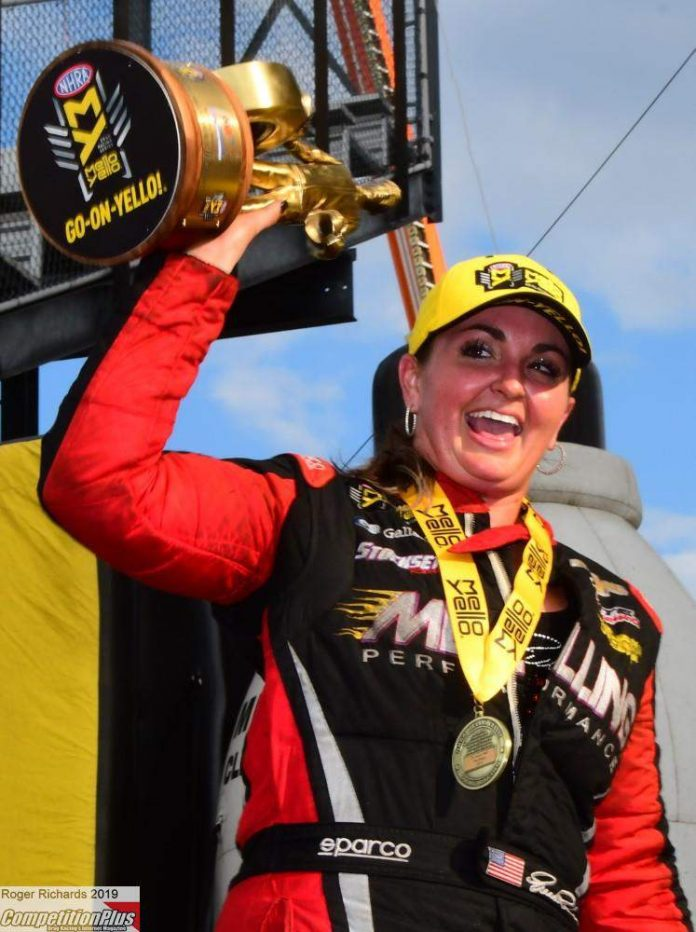 ERICA ENDERS FINALLY CLOSES DEAL IN FINAL ROUND, WINS AT ST. LOUIS