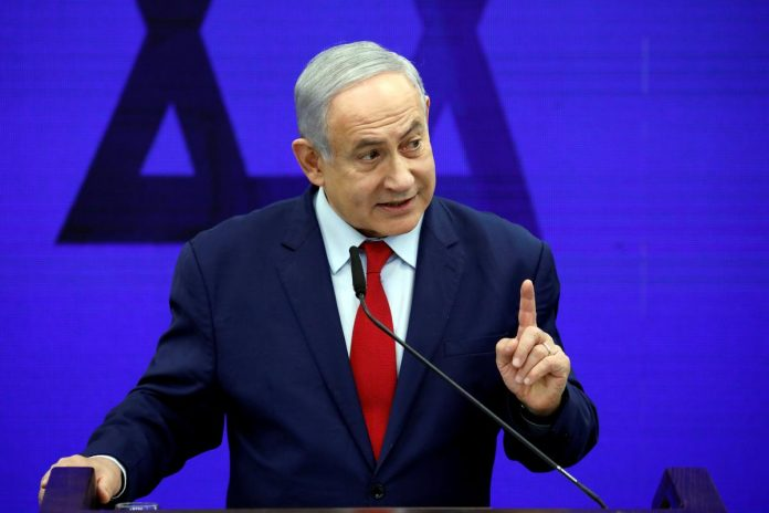 Netanyahu tries to avert indictment as he fights for political life
