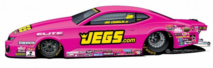 IT'S A PINK OCTOBER FOR JEGS