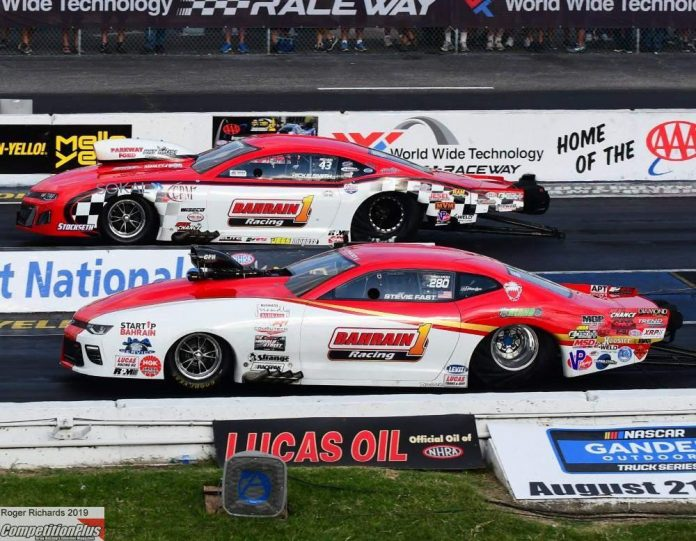 NHRA ADDS 75 LBS TO PM NITROUS CARS