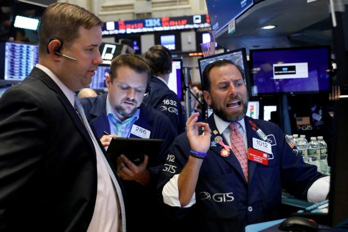 Wall St. opens higher on modest job growth in September