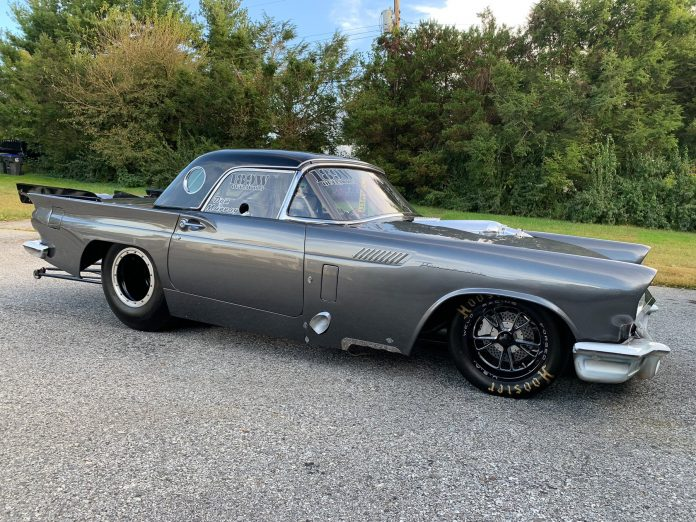 Don Murray's Gorgeous Outlaw 10.5 '57 T-Bird