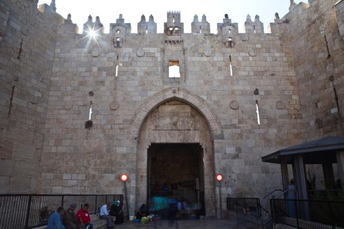 Portals to history and conflict: the gates of Jerusalem's Old City