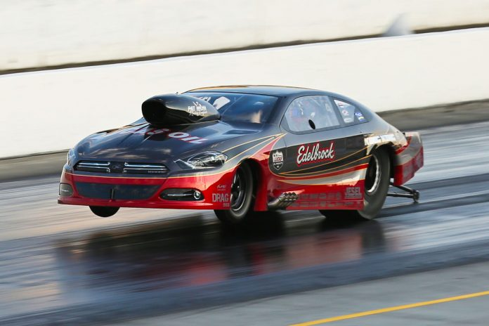 MUSI SETTLES INTO ROLE AS PDRA'S PRO NITROUS' QUEEN OF ET, SPEED