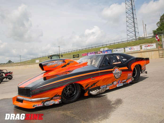Jim Halsey Is Hungry For His First PDRA Pro Nitrous Title