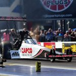 TORRENCE, BECKMAN, ENDERS AND JOHNSON LAND TOP SPOTS IN QUALIFYING AT CAROLINA NATS