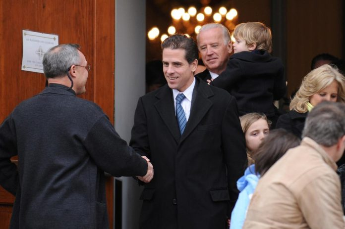 Hunter Biden, son of Joe Biden, details his work that Trump has criticized