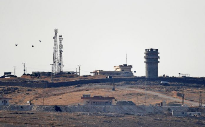 Syrian troops enter northeastern town after deal with Kurdish forces: state media