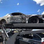 $10K Drag Shootout Cars Damaged In Freak Fire