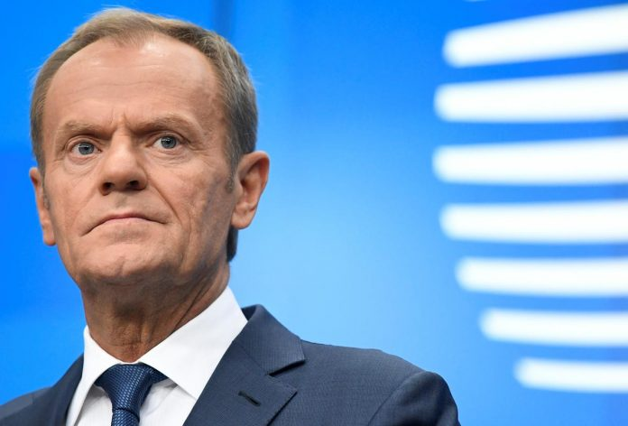 EU's Tusk: Turkish halt of military operations 'not a ceasefire'