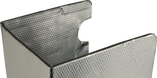 New From DEI: Form-A-Barrier Bendable Heat Reflector