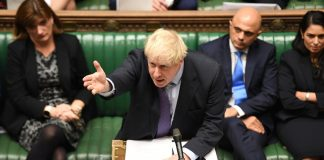 Over to EU on Brexit delay, Johnson says after parliament rejects swift decision