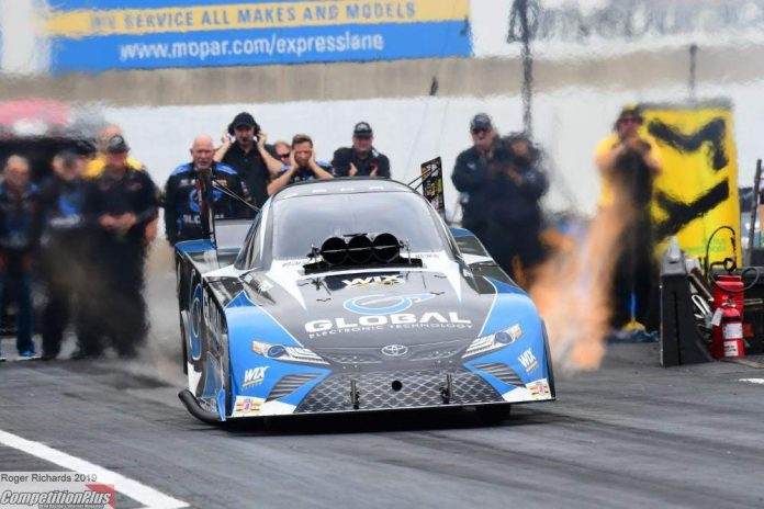 TEAM KALITTA, GLOBAL ENERGY EXTENDING SUPPORT FOR NFF