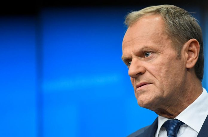EU nations agree to Brexit extension until January 31 - Tusk
