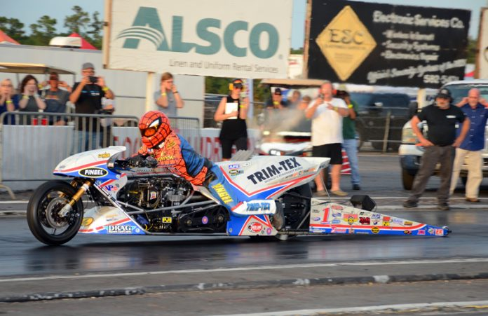 MCBRIDE BRINGS DOWN THE HOUSE WITH 5.607 ON TW0-WHEELS