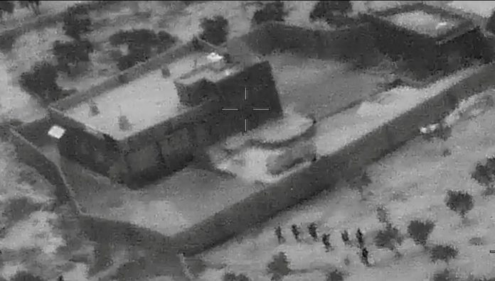 U.S. releases Baghdadi raid video, warns of likely retribution attack
