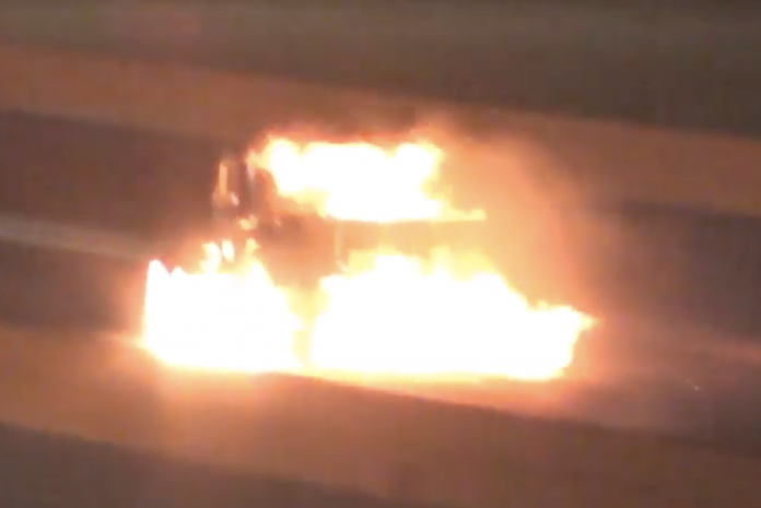 Duramax Drag Truck Becomes Inferno, Still Wins The Race!