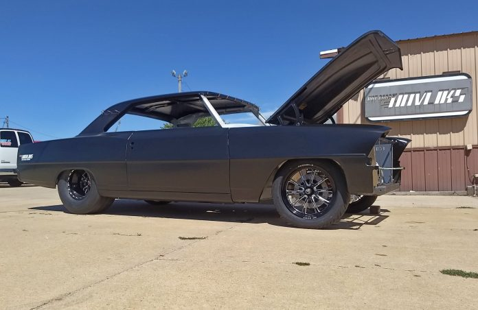 You Can Win This '67 Nova. All You Have to Do Is Race For It