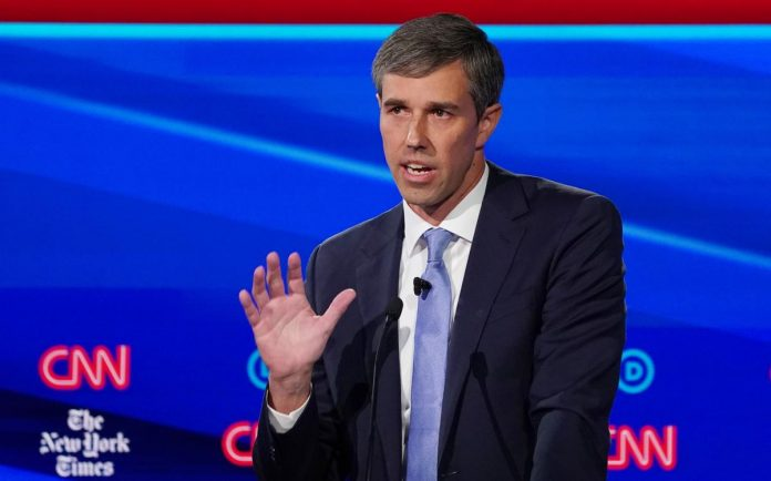 Democrat O'Rourke says he is dropping out of 2020 presidential race