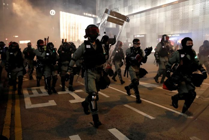 Hong Kong braces for 'emergency' protest call for autonomy