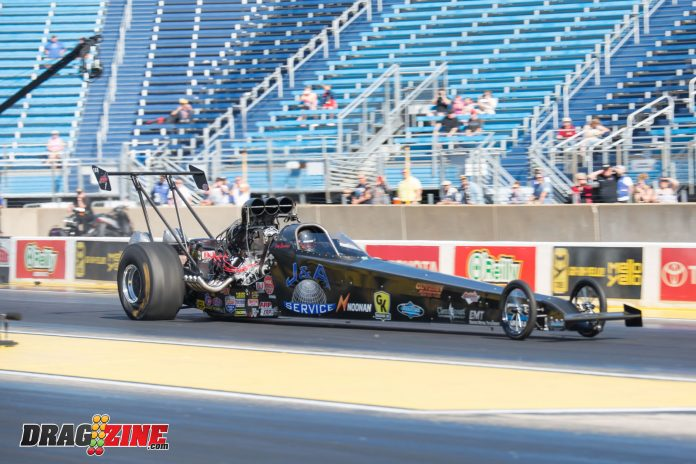 Joey Severance Clocks Quickest Blown Alcohol Pass In History