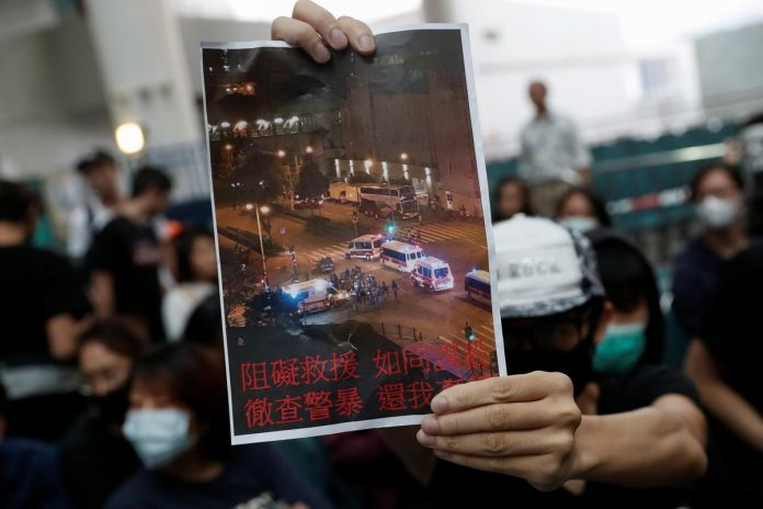 China backs bolder action to counter roots of Hong Kong unrest: official