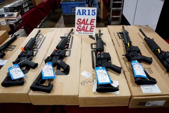 Exclusive: Trump administration moves closer to easing gun exports