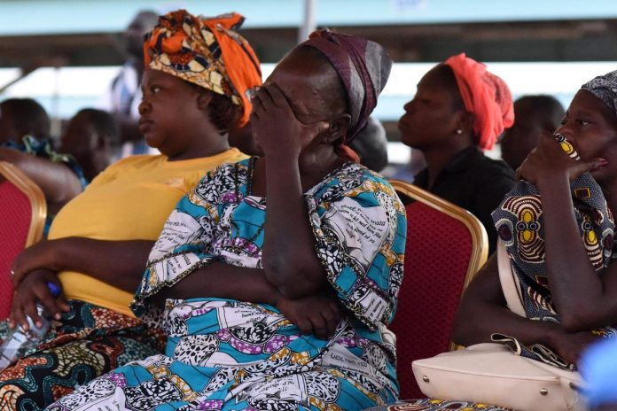 Anxious families look for missing relatives after deadly Burkina Faso mine ambush