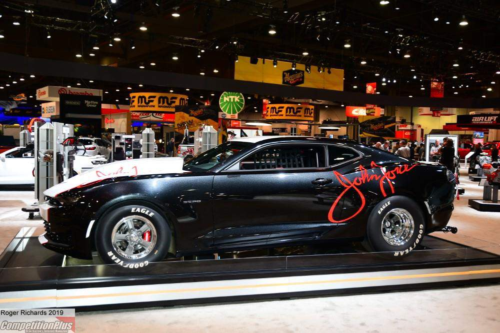 A COPO CAMARO FIT FOR 16-TIME CHAMPION JOHN FORCE | Racers ...