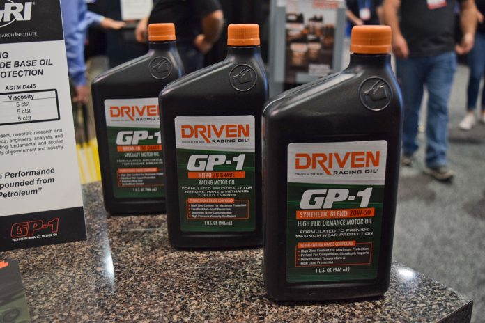 Driven GP-1 Oil Cuts The Cost Of Performance