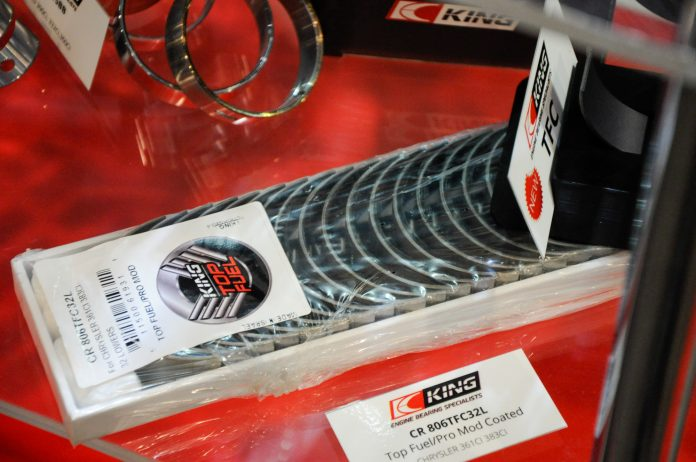 King Engine Bearings' Fresh Approach To Nitro Engines