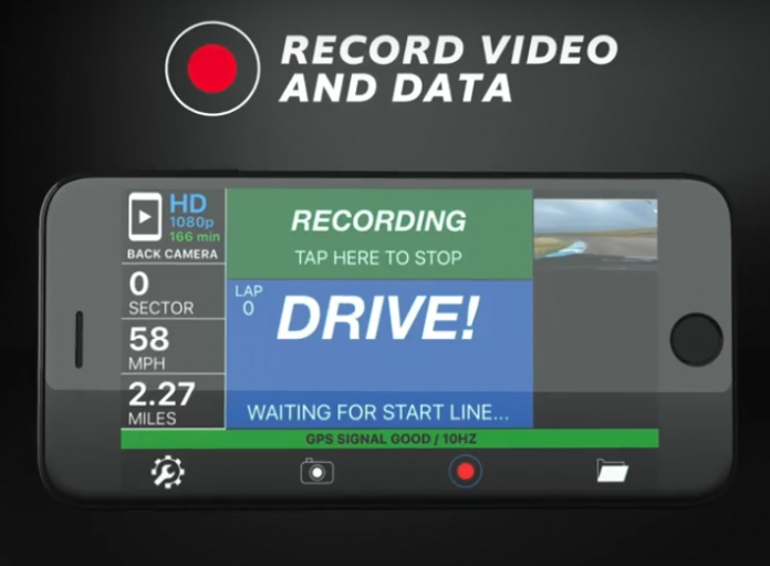 HPTuners Track Addict Mobile Racing App