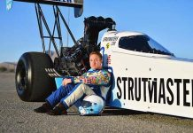 JUSTIN ASHLEY BRINGS AUTO SHOCKER INTO NHRA CHAMPIONSHIP DRAG RACING
