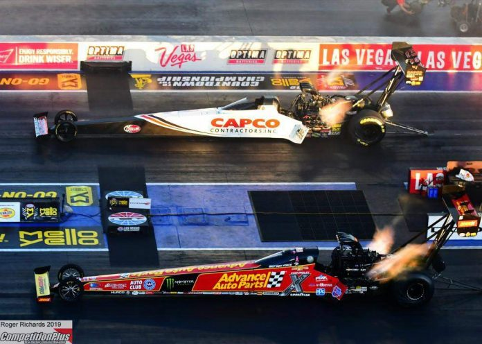 WHAT TO EXPECT IN THIS WEEKEND'S NHRA CHAMPIONSHIP BATTLES