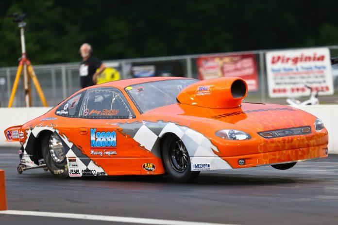 PLUCHINO GOES BACK TO BACK WITH PDRA PRO OUTLAW 632 TITLE