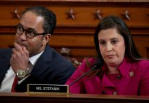 Republican Elise Stefanik tangles with Schiff to defend Trump during hearings