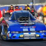 HAGAN, PRITCHETT, COUGHLIN AND M. SMITH TAKE PROVISIONAL NO. 1 SPOTS AT AUTO CLUB NHRA FINALS