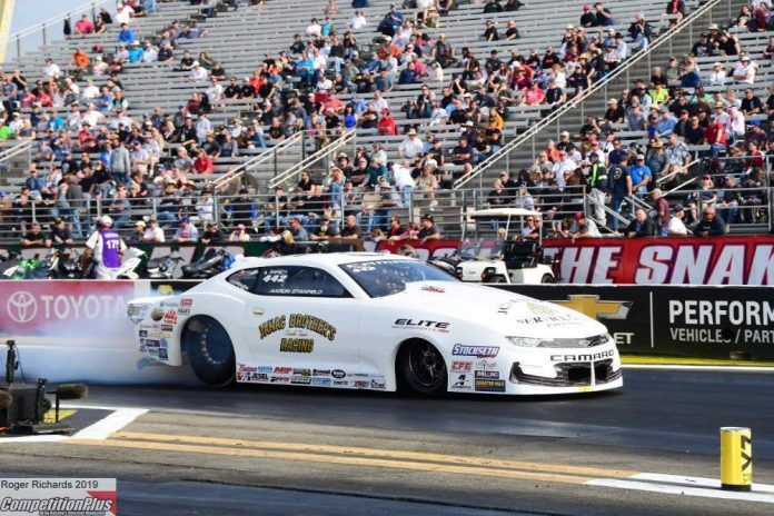 AARON STANFIELD TO RACE FULLTIME PRO STOCK IN 2020