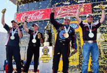 HIGHT, S. TORRENCE, ENDERS, HINES CROWNED CHAMPS; KALITTA, BECKMAN, COUGHLIN, J. SALINAS WIN FINALS